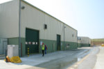 Crown Packaging Factory Steel Building