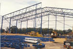 Construction of Industrial Building