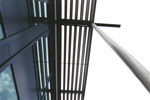 Architectural tubular steelwork and glazing by REIDsteel