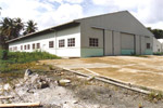 Single storey medium span factory building